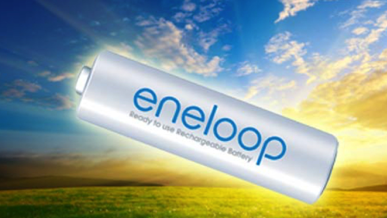 What are eneloop batteries?
