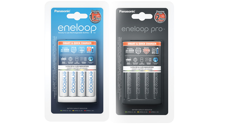 eneloop charger reviews