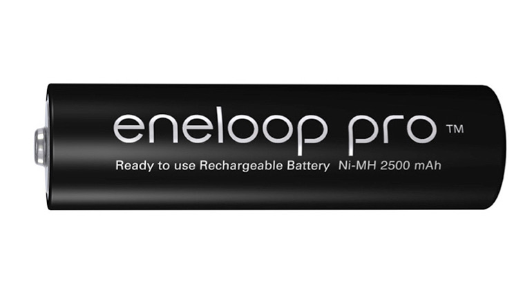 eneloop Pro battery care