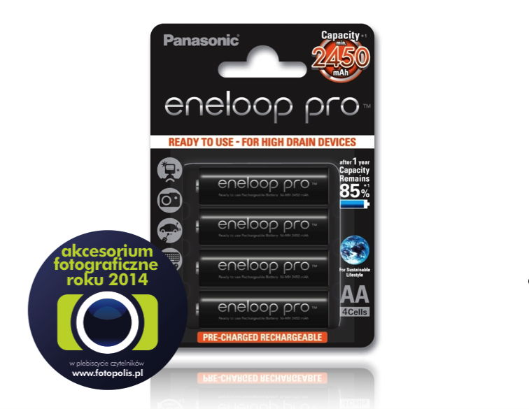 eneloop pro awarded in Poland