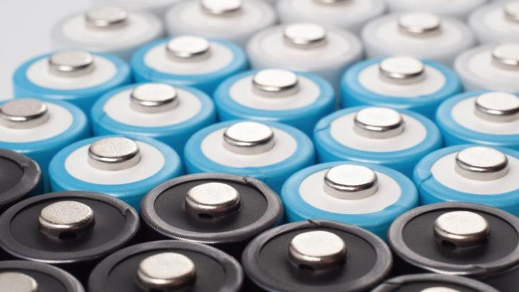 Rechargeable batteries versus alkaline batteries